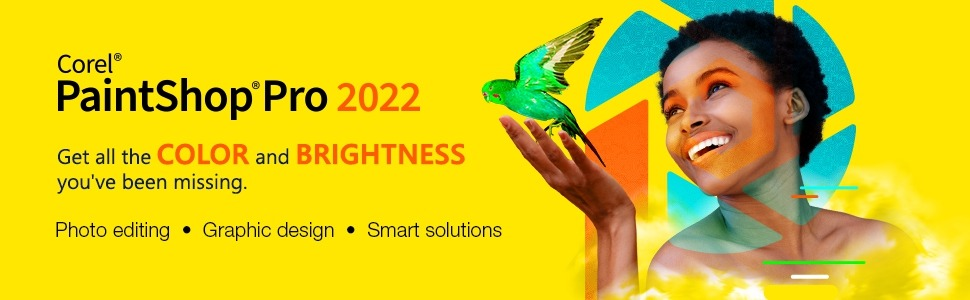 Buy Corel PaintShop Pro 2022 Online