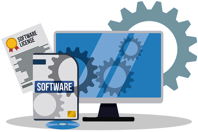 software license, IT Solutions & Support Services