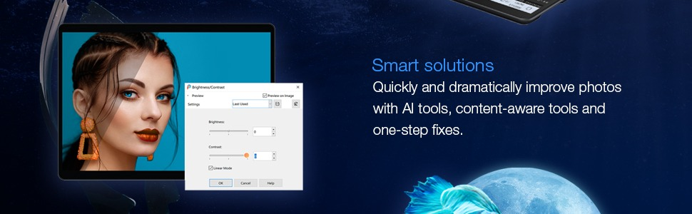 Paintshop smart solutions