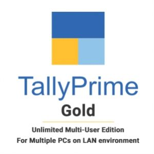 Buy Tally Prime (Gold) Online