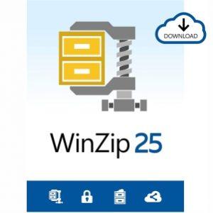 Buy WinZip 25 Standard Online