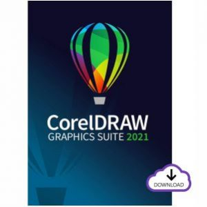 CorelDRAW Graphics Suite 2021 (3 user License)